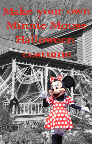 How to Make a Minnie Mouse Halloween Costume & How to Make a Minnie Mouse Halloween Costume | Halloween Oracle